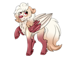 Size: 2500x2000 | Tagged: safe, artist:euspuche, oc, oc:yuri, pegasus, cyrillic, looking at you, male, russian, simple background, transparent background