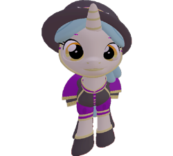 Size: 797x720 | Tagged: safe, artist:topsangtheman, pony, unicorn, 3d, clothes, hat, looking at you, simple background, solo, source filmmaker, transparent background, uniform, unnamed character, unnamed pony