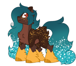 Size: 4394x3814 | Tagged: safe, artist:crazysketch101, oc, oc only, oc:fluff, earth pony, pony, absurd resolution, chest fluff, eye clipping through hair, freckles, simple background, solo, transparent background, unshorn fetlocks