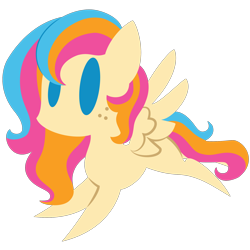 Size: 2100x2100 | Tagged: safe, artist:captshowtime, part of a set, oc, oc only, oc:golden gates, pegasus, pony, babscon, babscon mascots, babsconline, chibi, commission, con mascot, convention, convention mascot, cute, freckles, icon, mascot, ponysona, simple background, solo, transparent background, ych result
