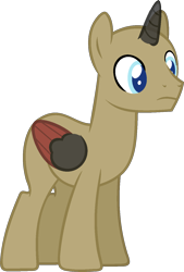 Size: 938x1384 | Tagged: safe, artist:pegasski, oc, oc only, alicorn, pony, where the apple lies, (male) base, alicorn oc, bald, base, horn, simple background, solo, transparent background, wings