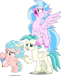 Size: 2940x3658 | Tagged: safe, artist:digimonlover101, artist:frownfactory, artist:n0kkun, artist:payback, artist:sketchmcreations, artist:suramii, edit, editor:slayerbvc, vector edit, cozy glow, silverstream, terramar, classical hippogriff, hippogriff, pegasus, pony, accessory theft, accessory-less edit, angry, brother and sister, cozy glow plays with fire, cute, diastreamies, evil, faic, female, filly, fire, foal, jewelry, madorable, male, match, missing accessory, necklace, pure concentrated unfiltered evil of the utmost potency, pure unfiltered evil, pyromaniac, raised arm, siblings, silverrage, simple background, transparent background, vector