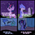 Size: 2000x2000 | Tagged: safe, artist:squeaky-belle, lyra heartstrings, twilight sparkle, bird, pony, unicorn, aeroplanes and meteor showers, ah yes me my girlfriend and her x, airplanes (song), bed, comic, crossing the memes, crossover, crossover shipping, crying, dream, female, high res, loss (meme), lyra plushie, lyracai, male, meme, mordecai, mordetwi, playstation 5, plushie, redraw mordetwi meme, regular show, sad, shipping, straight, unamused
