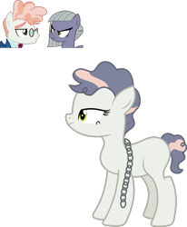 Size: 1503x1822 | Tagged: safe, artist:littlejurnalina, limestone pie, svengallop, oc, earth pony, female, mare, offspring, parent:limestone pie, parent:svengallop, simple background, transparent background