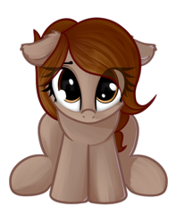 Size: 688x831 | Tagged: safe, artist:neuro, oc, oc only, oc:honour bound, earth pony, pony, /mlp/, 4chan, cute, everyday life with guardsmares, female, guardsmare, mare, royal guard, simple background, solo, transparent background