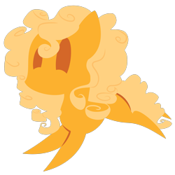 Size: 2100x2100 | Tagged: safe, artist:captshowtime, part of a set, oc, oc only, oc:orange delight, earth pony, pony, chibi, commission, cute, happy, icon, simple background, solo, transparent background, ych result