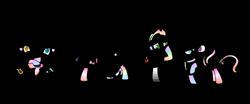 Size: 2893x1200 | Tagged: safe, artist:101xsplattyx101, artist:dazzlebases, artist:k-amiibases, artist:kb-gamerartist, artist:klewgcg, artist:mandydax, artist:the smiling pony, artist:uxyd, applejack, bon bon, dj pon-3, lyra heartstrings, maud pie, octavia melody, sugarcoat, sweetie drops, vinyl scratch, earth pony, pony, unicorn, applejack's hat, base used, bisexual pride flag, boop, bowtie, clothes, collaboration, cowboy hat, dress, ear piercing, earring, equestria girls ponified, eyes closed, female, genderfluid, genderfluid pride flag, hat, headcanon, homoflexible, homoflexible pride flag, hug, jewelry, leg warmers, lesbian, lesbian pride flag, lgbt headcanon, lineart, lyrabon, maudcoat, missing accessory, nonbinary, nonbinary pride flag, noseboop, one eye closed, pansexual, pansexual pride flag, piercing, ponified, pride, pride flag, pride month, rainbow socks, raised hoof, raised leg, scratchtavia, sexuality headcanon, shipping, simple background, sitting, socks, striped socks, transparent background, wink, wristband