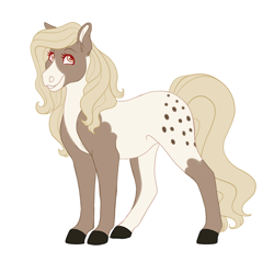 Size: 1500x1500 | Tagged: safe, artist:uunicornicc, oc, earth pony, pony, female, mare, simple background, solo, white background