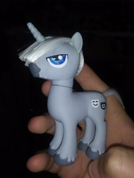 Size: 3264x2448 | Tagged: safe, oc, oc:charade, unicorn, custom, etsy, irl, photo, solo, toy
