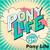 Size: 1024x1024 | Tagged: safe, derpibooru, my little pony: pony life, logo, meta, my little pony logo, no pony, spoiler image, spoilered image joke, vector