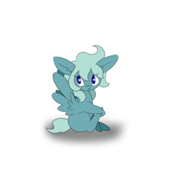 Size: 1000x1000 | Tagged: safe, artist:kaggy009, oc, pegasus, pony, ask peppermint pattie, colt, cute, male, solo