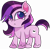 Size: 3850x3800   Tagged: safe, artist:rainbowtashie, lilith (character), earth pony, pony, cute-pocalypse meow, my little pony: pony life, pony life, background pony, female, mare, simple background, solo, transparent background