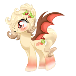 Size: 2449x2449   Tagged: safe, artist:xbeautifuldreamerx, oc, bat pony, pony, female, mare, simple background, solo, transparent background