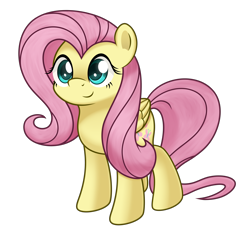 Size: 3952x3672   Tagged: safe, artist:mirrorcrescent, fluttershy, pegasus, pony, atg 2020, cute, female, high res, mare, newbie artist training grounds, shyabetes, simple background, solo, transparent background