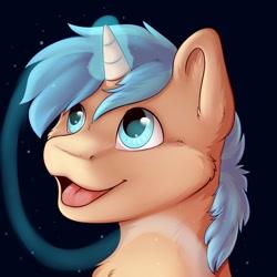 Size: 1024x1024 | Tagged: safe, artist:dbleki, oc, oc:dex, pony, unicorn, glasses, male, solo, stallion