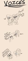 Size: 1006x2158 | Tagged: safe, artist:alazak, oc, oc only, oc:moonphase, oc:sapphire heart, crystal pony, comic, comic strip