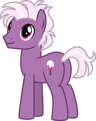 Size: 4000x5023 | Tagged: safe, artist:melisareb, loganberry, earth pony, pony, she's all yak, .svg available, absurd resolution, butt, cute, friendship student, inkscape, loganbetes, looking up, male, plot, simple background, solo, stallion, transparent background, vector