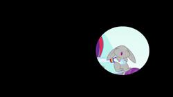 Size: 1920x1080 | Tagged: safe, screencap, ginger owlseye, rainbow dash, rabbit, equestria girls, equestria girls series, sock it to me, spoiler:eqg series (season 2), animal, cute, iris out
