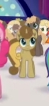 Size: 69x150 | Tagged: safe, screencap, pony, unicorn, my little pony: the movie, background pony, canterlot, cropped, female, mare, picture for breezies, unnamed character, unnamed pony