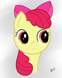 Size: 1379x1720 | Tagged: safe, artist:axelp, apple bloom, vector
