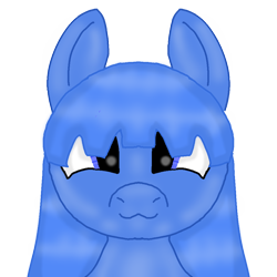 Size: 1000x1000 | Tagged: safe, artist:furhoof34, earth pony, female, looking at you, simple background, solo, solo female, transparent background