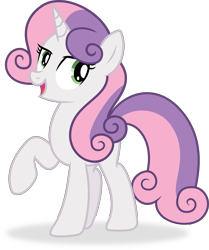 Size: 3800x4535 | Tagged: safe, artist:kojibiose, sweetie belle, pony, absurd resolution, older, older sweetie belle, simple background, solo, transparent background, vector