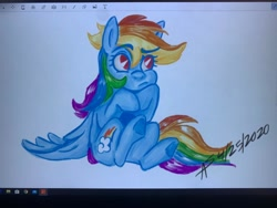 Size: 1280x960 | Tagged: safe, artist:dufflebags, rainbow dash