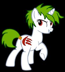 Size: 1526x1694 | Tagged: safe, artist:gmaplay, oc, oc:azura, pony, unicorn, butt, female, mare, plot, simple background, solo, transparent background