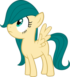 Size: 2757x3019 | Tagged: source needed, safe, artist:slb94, fluttershy, oc, unnamed oc, female, mare, recolor, vector