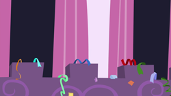 Size: 1280x720 | Tagged: safe, screencap, sparkle's seven, background, canterlot, canterlot castle, no pony, scenic ponyville