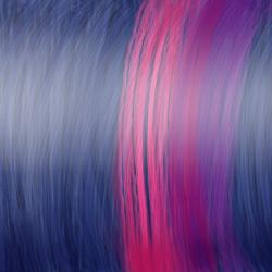 Size: 500x500 | Tagged: safe, artist:wrath-marionphauna, twilight sparkle, digital art, hair, mane, minimalist, modern art, solo