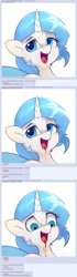 Size: 1069x3820   Tagged: safe, artist:thisponydoesnotexist, edit, pony, /mlp/, 4chan, artificial intelligence, blood, female, injured, neural network, not vinyl scratch, piercing
