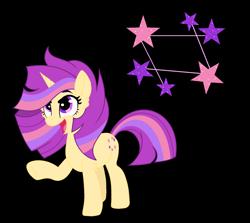 Size: 1640x1461 | Tagged: safe, artist:galaxyswirlsyt, oc, oc:mercury sentry, pony, unicorn, female, mare, offspring, parent:flash sentry, parent:twilight sparkle, parents:flashlight, simple background, solo, transparent background