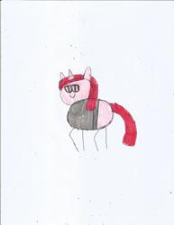 Size: 1700x2200   Tagged: safe, artist:justinandrew1984, artist:round trip, moondancer, fanart, my little pony, stickpony