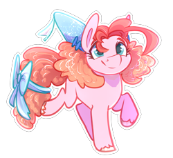 Size: 1497x1369 | Tagged: safe, artist:amiookamiwolf, oc, oc:milkshake, earth pony, female, filly, offspring, parent:cheese sandwich, parent:pinkie pie, parents:cheesepie, simple background, solo, transparent background