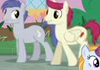 Size: 100x70 | Tagged: safe, screencap, slate sentiments, sugar maple, earth pony, pegasus, pony, non-compete clause, cropped, friendship student, male, picture for breezies, stallion