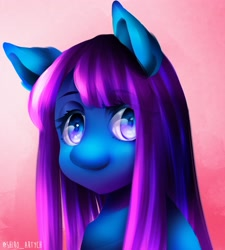Size: 2899x3220 | Tagged: safe, artist:shiro_art, anthro, pony, bust, portrait