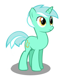 Size: 474x531 | Tagged: safe, artist:theedgyduck, edit, vector edit, lyra heartstrings, unicorn, male, rule 63, simple background, solo, stallion, vector, white background