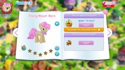 Size: 1920x1080 | Tagged: safe, screencap, mayor mare, pony, gem