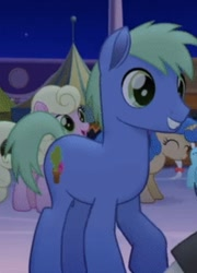 Size: 524x726   Tagged: safe, screencap, earth pony, pony, my little pony: the movie, background pony, happy, male, stallion, unnamed character, unnamed pony
