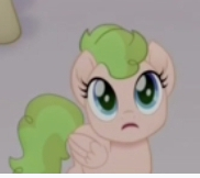 Size: 182x162 | Tagged: safe, screencap, pegasus, pony, my little pony: the movie, background pony, cropped, female, looking up, mare, scared, unnamed character, unnamed pony
