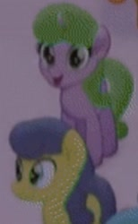 Size: 201x326 | Tagged: safe, screencap, pony, unicorn, my little pony: the movie, background pony, cropped, female, happy, looking up, mare, unnamed character, unnamed pony