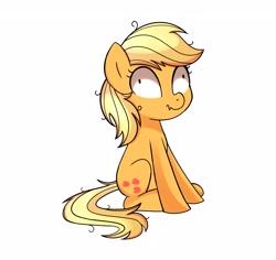 Size: 3565x3370 | Tagged: safe, artist:handgunboi, applejack, earth pony, pony, help, help me