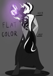 Size: 2480x3508 | Tagged: safe, artist:lunathemoongod, anthro, example