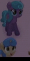 Size: 106x210 | Tagged: safe, screencap, earth pony, pony, unicorn, my little pony: the movie, background pony, cropped, female, happy, mare, picture for breezies, unnamed character, unnamed pony