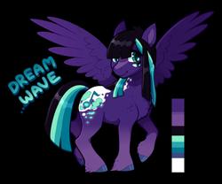 Size: 900x750 | Tagged: safe, artist:lastnight-light, oc, oc:dream wave, pegasus, pony, female, mare, simple background, solo, transparent background