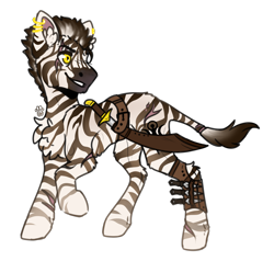 Size: 2097x2000 | Tagged: safe, artist:leawarriors, oc, earth pony, pony, zebra, commission, ear piercing, earring, jewelry, male, piercing, pirate, scar, sketch, solo, stallion, sword, throwing knife, weapon