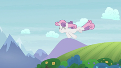 Size: 1920x1080 | Tagged: safe, screencap, sweetie belle, growing up is hard to do, cute, diasweetes, older, older sweetie belle, solo