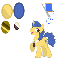 Size: 4000x4000 | Tagged: safe, artist:chelseawest, oc, oc:silky thread, pony, unicorn, absurd resolution, female, male, mare, necktie, reference sheet, simple background, solo, stallion, transparent background