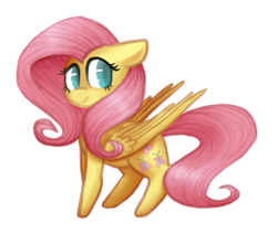 Size: 650x550 | Tagged: safe, artist:breadcipher, fluttershy, pegasus, pony, colored pupils, cute, female, mare, shyabetes, simple background, solo, transparent background